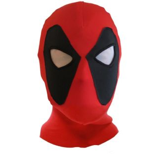 Deadpool Spandex Lycra Balaclava Cosplay Mask